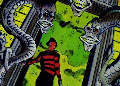 Nightmares On Elm Street: Issue #5 (May 1992)