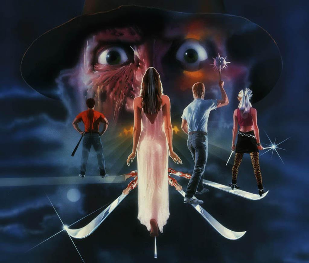 A Nightmare On Elm Street 3 Dream Warriors Wallpapers