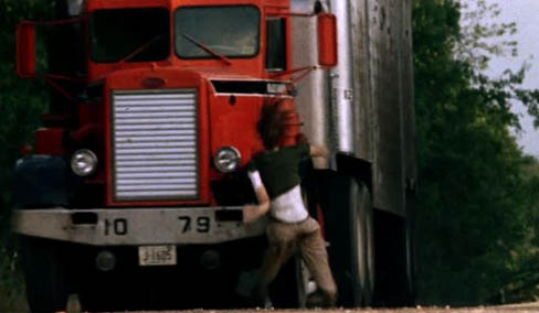 The texas chainsaw massacre the coroners report hitchhiker edwin neal ran over by truck aloadofball Image collections