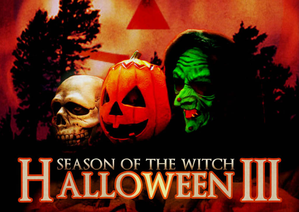 Halloween III: Season Of The Witch: Wallpapers