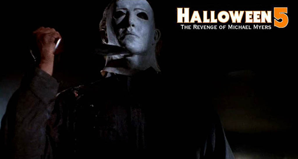 Halloween 5: The Revenge Of Michael Myers: Wallpapers