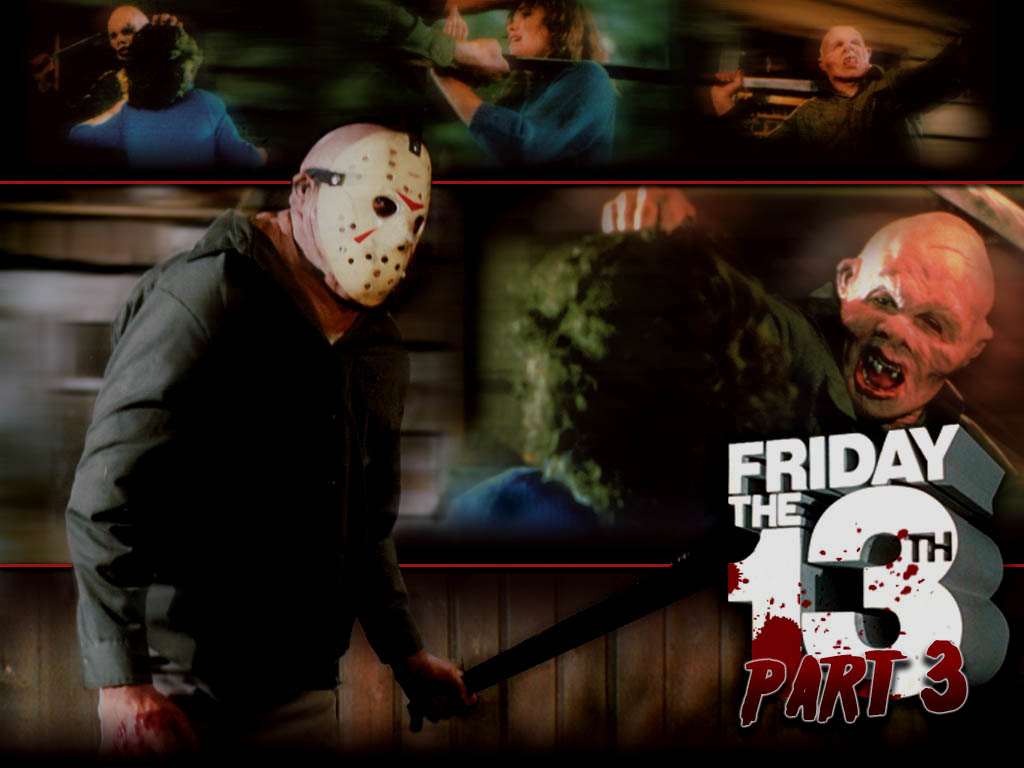 Friday The 13th Part 3 Wallpapers